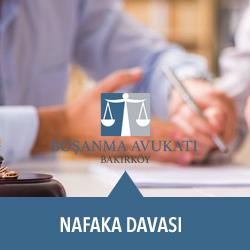 Nafaka Davası